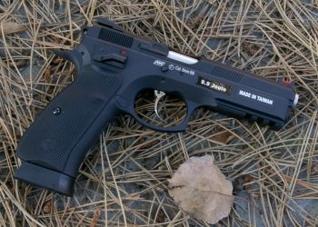 ASG CZ SP-01 Shadow Blow back