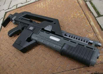 START M41A Pulse Rifle