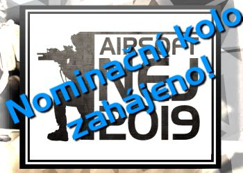 Airsoft NEJ 2019 – NOMINACE